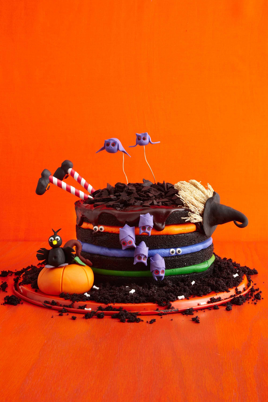 Inside Rolled Chocolate Cake Chocolate