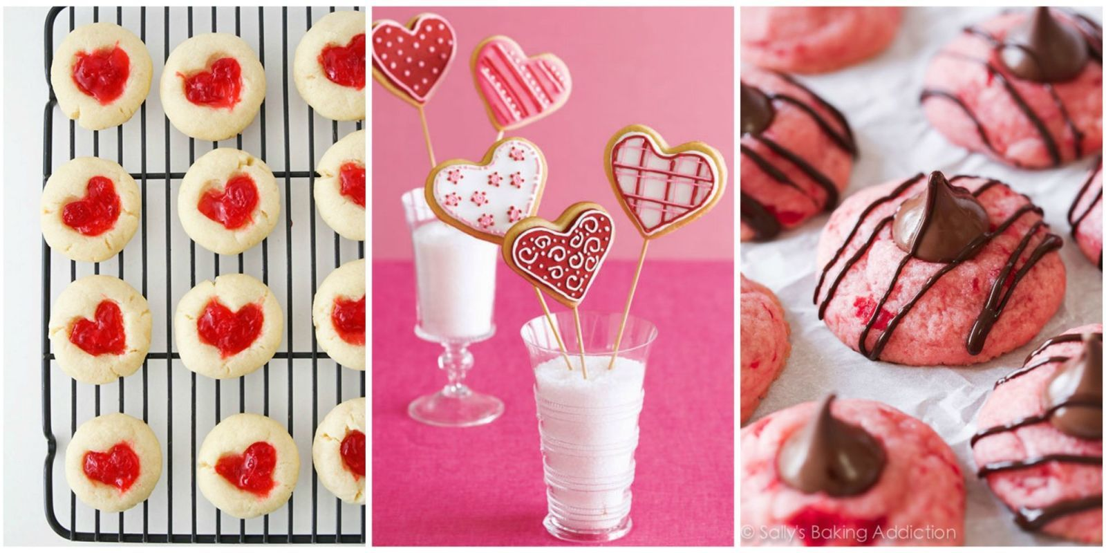 12 Best Valentines Day Cookies Easy Recipes For