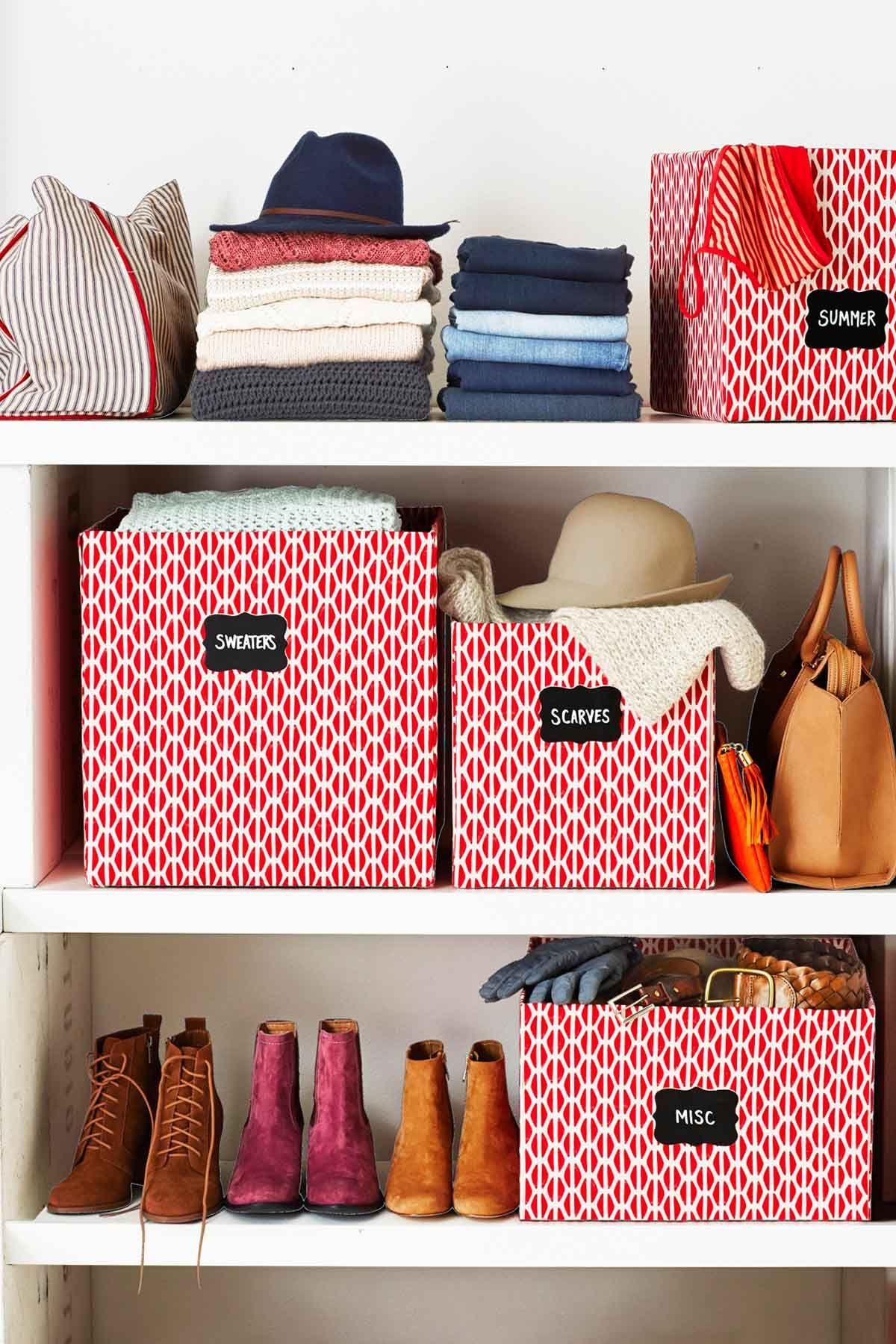 23 Best Closet Organization Storage Ideas How To