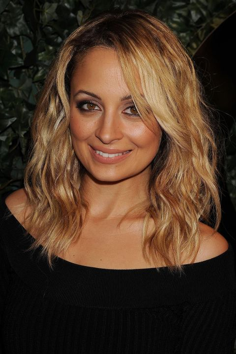 Curly Hairstyles - Nicole Richie