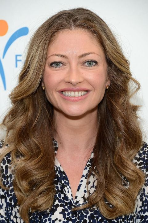 Curly Hairstyles - Rebecca Gayheart