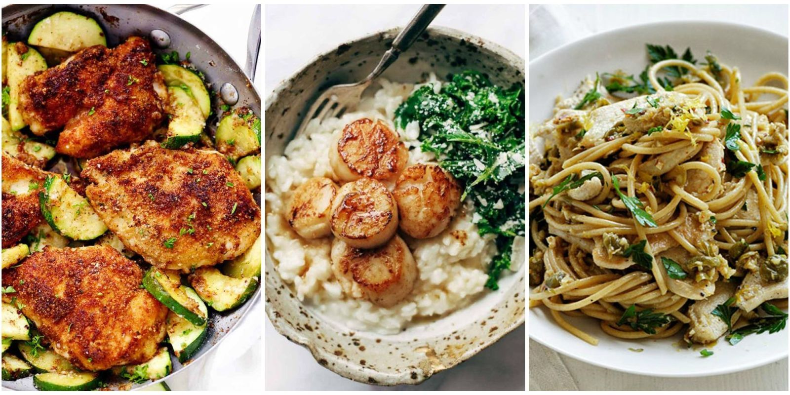Home Cooked Dinner Ideas