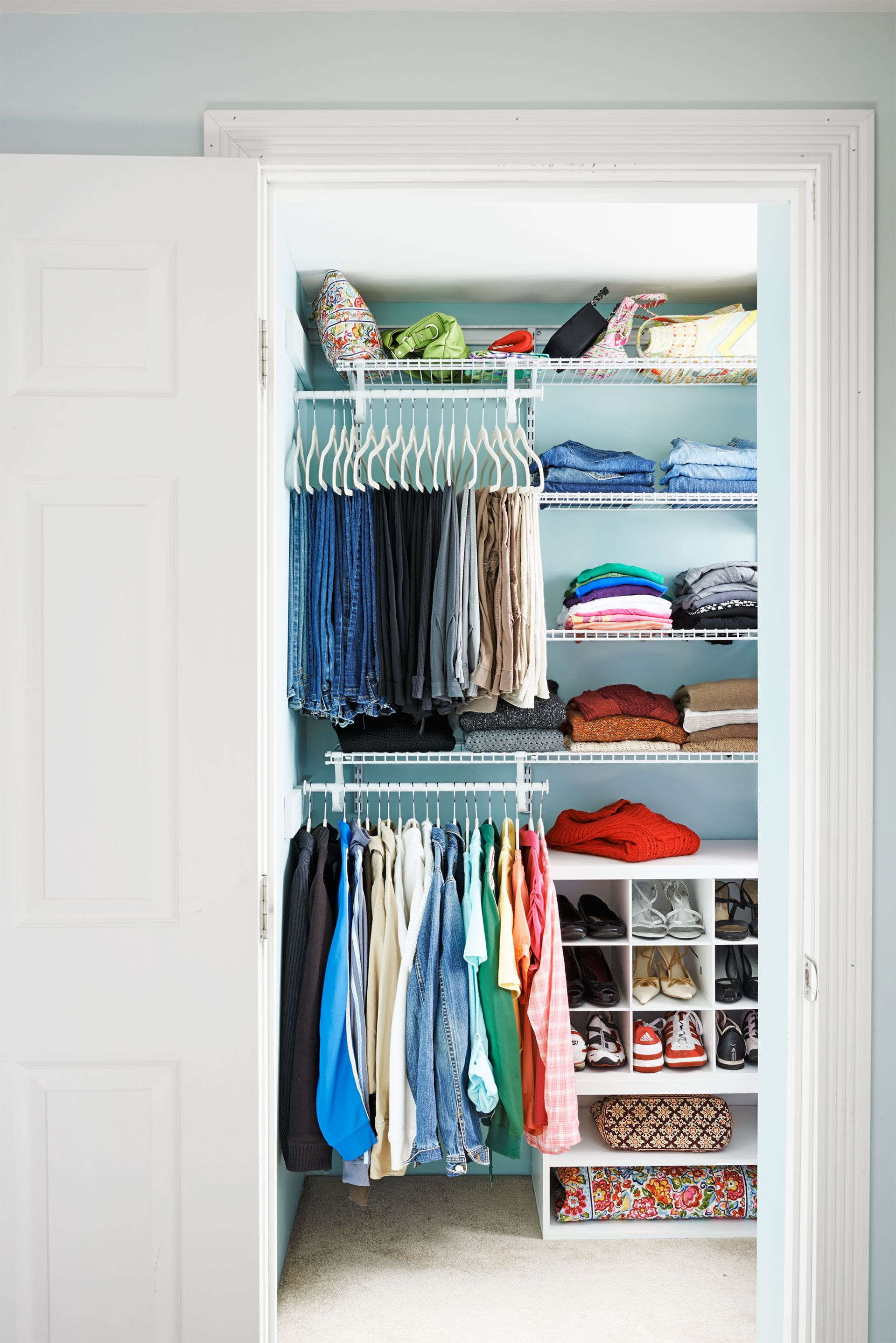 How To Organize Your Room 28 Best Bedroom Organization Ideas