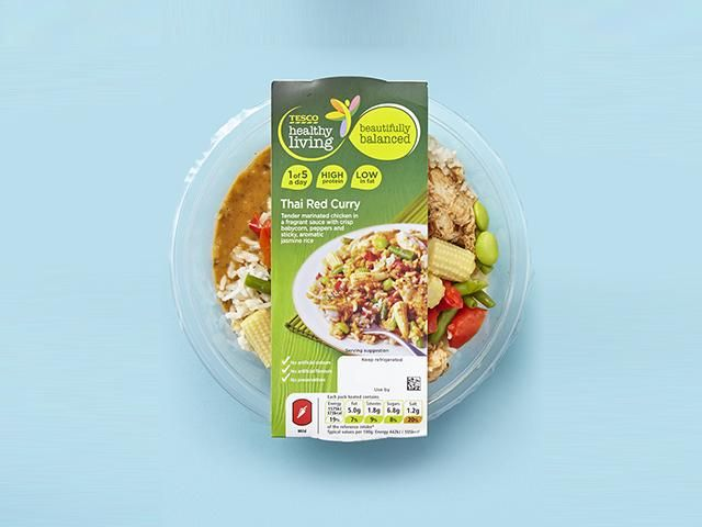 healthiest microwave ready meal revealed