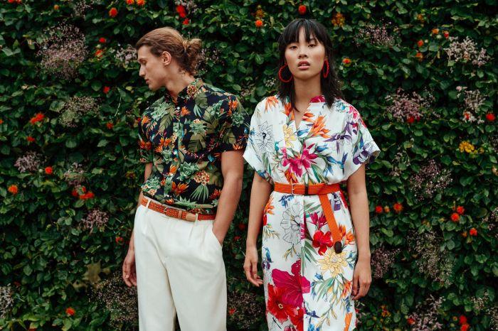 Gant 2021春夏系列第二波新品发布夏季绽放色彩亮相