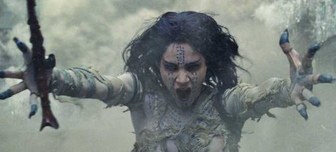 Sofia Boutella The Mummy