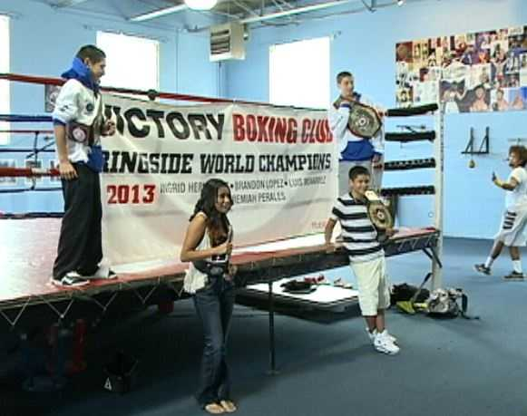 Victory Boxing Club