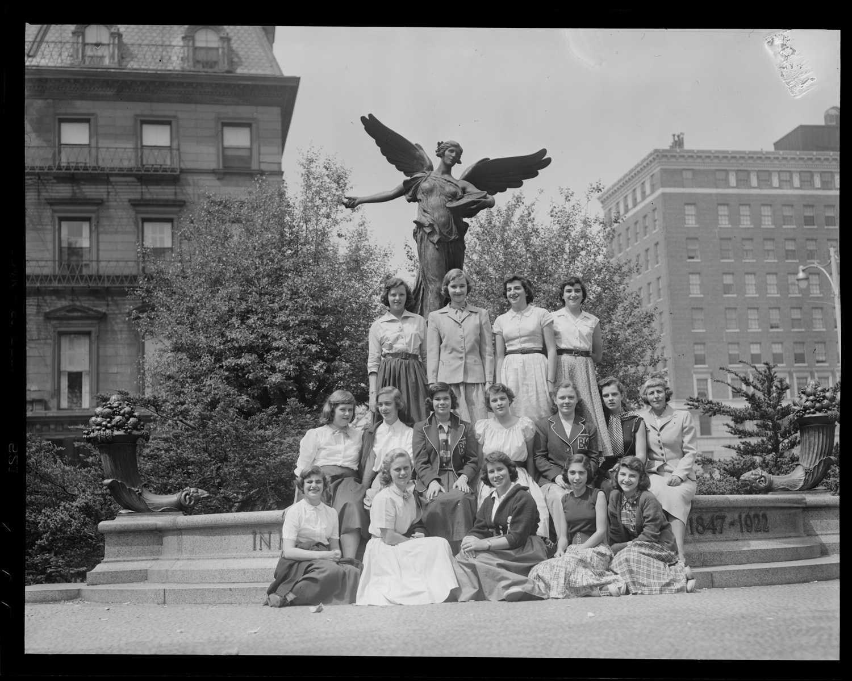 Boston Shaw Robert Gould Statue