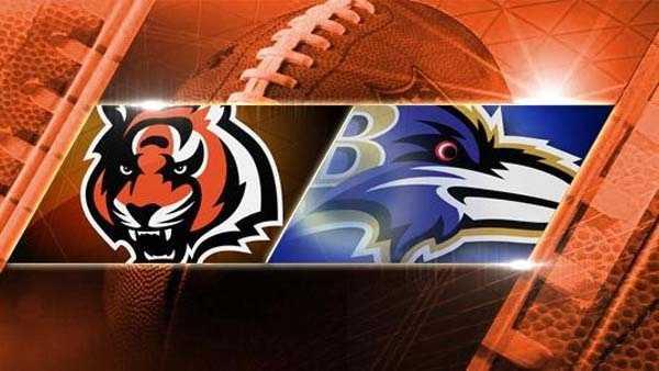 Image result for Bengals vs. Ravens