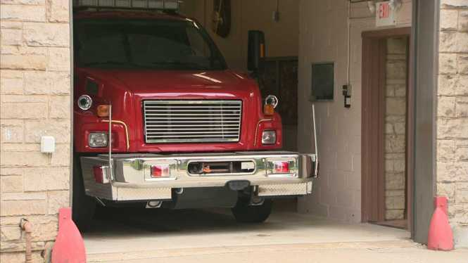 The City Of Pittsburgh Donated A Retired Fire Truck To Westinghouse High School For Its Emergency Response Technology Program