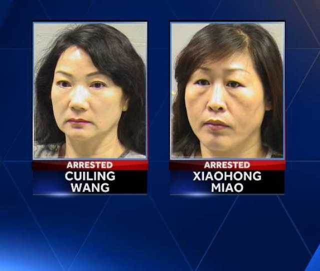 Two Employees Of A Massage Parlor In Covington Were Arrested In March After An Undercover Operation Found That The Women Were Providing Erotic Massages To