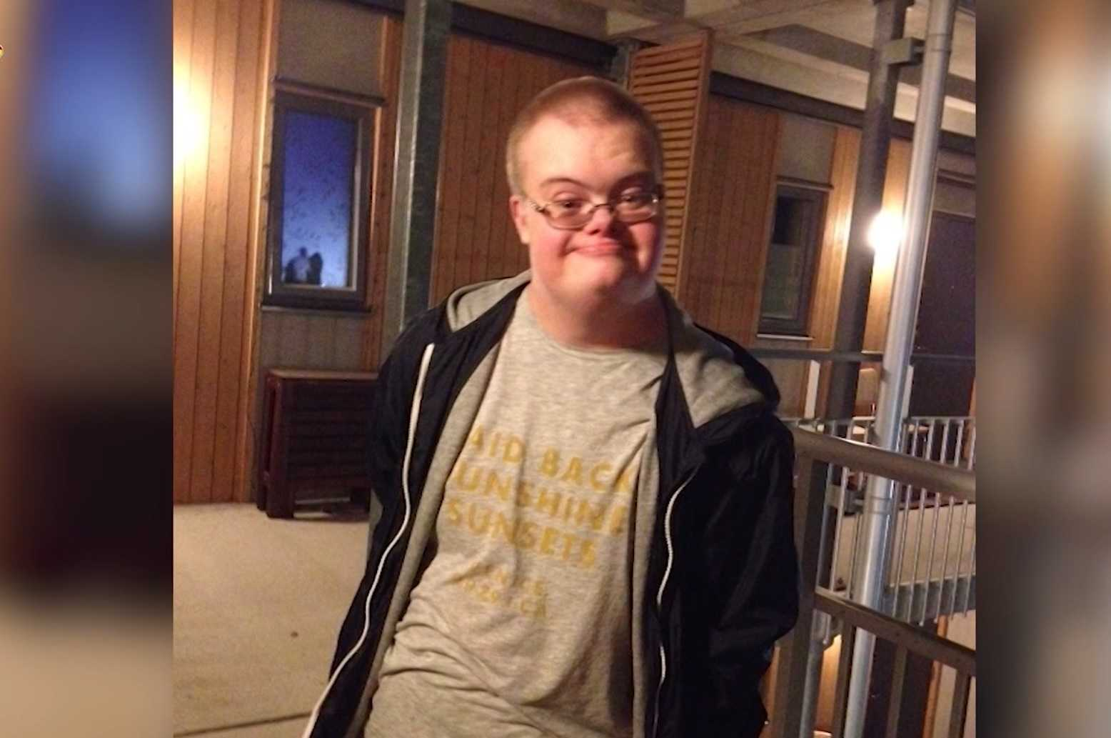 Image result for A man with Down syndrome was holding a toy gun. Swedish police shot and killed him.