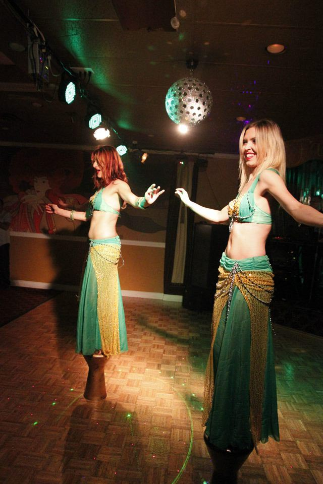 Professional Belly Dancers for Hire in Toronto