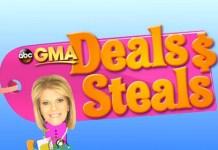 GMA Deals and Steals