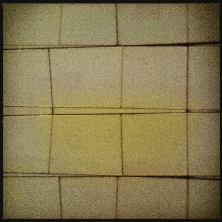seriously bad tile job hipsta kinda day