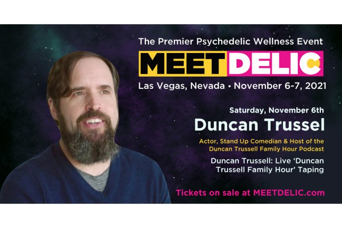 duncan-trussell,-actor,-stand-up-comedian-&-host-of-the-duncan-trussell-family-hour-podcast,-to-keynote-at-meet-delic:-the-world's-premiere-psychedelic-and-wellness-event