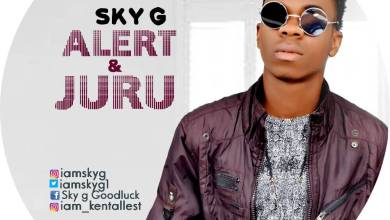 Photo of Sky G – Alert Prod By Slynfit