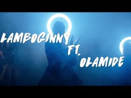 Photo of VIDEO: Lamboginny ft. Olamide – Read My Lips