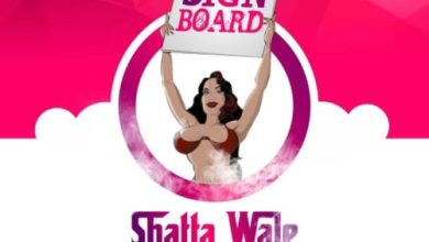 "Photo of Shatta Wale – ""Signboard"""
