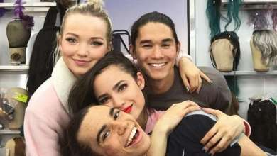 "Photo of Descendants Cast in ""Complete Shock"" Over Cameron Boyce's Death"