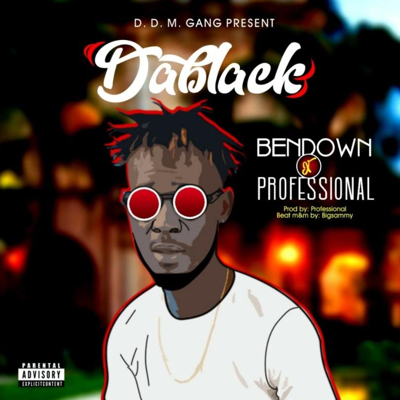 Da Black – Bend Down (Prod. Professional)