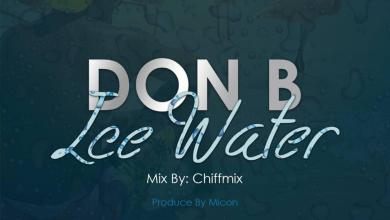 Photo of Don B – Ice Water