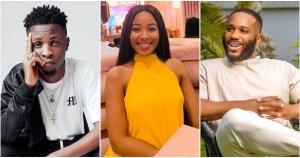 BBNaija 2020: 'Laycon Is Nice To Me, He's A Cool Guy' – Erica Tells Kiddwaya