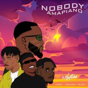Download DJ Neptune ft. Mr Eazi & Joeboy, Focalistic – Nobody (Amapiano Remix)