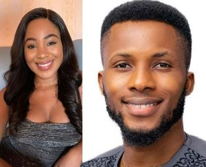 I Expected You To Get Jealous – Erica Drags Kiddwaya For Permitting Brighto To Give Her A Massage