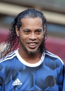 FINALLY!! Ronaldinho Released From Paraguay Prison After Five Months