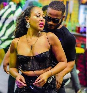 BBNaija: Erica Assures Kiddwaya Her Fans Will Vote For Him