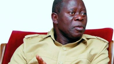 "Photo of Oshiomhole Replies DG APC Governors Forum, Says ""I Won't Fight With A Pig"""
