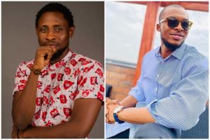 Trikytee And Eric Caught On Camera Fighting A Guy In Public Over N5,000