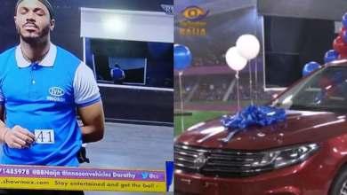 Photo of BBNaija: Ozo Beats Neo To Win Brand New 2020 Innoson Car
