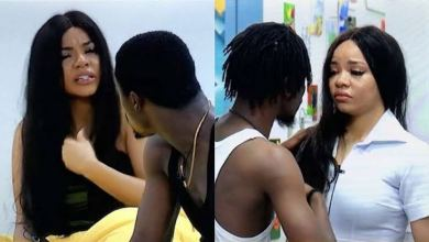 Photo of BBNaija: Nengi Breaks Down In Tears As Ozo Ignores Her During The Party