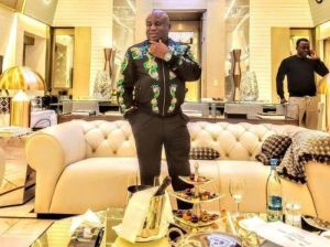 "#BBNaija: ""My Son Kiddwaya Does Not Need The N85million – Terry Waya"