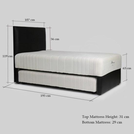 Unison 3 In 1 Super Single Bed
