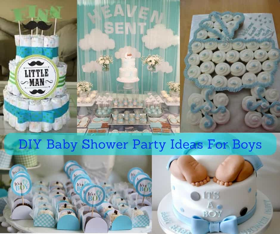 Make Homemade Baby Shower Favors