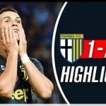 Parma Vs Juventus 1-2 All Goals Highlights