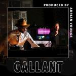"""Gallant and Adrian Younge team up for their new song, """"Strobe Lights."""""""