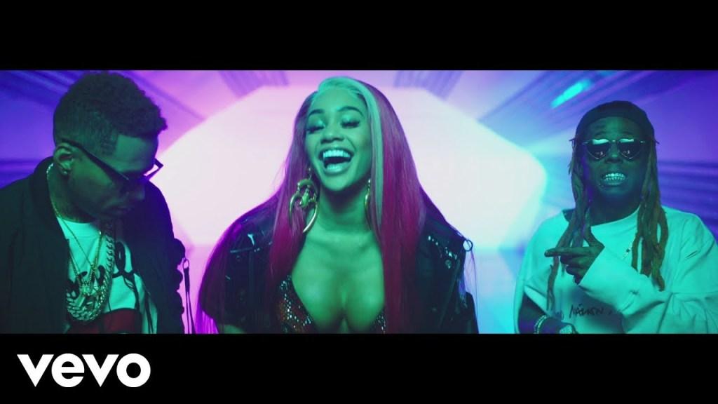 Kid Ink – YUSO ft. Lil Wayne, Saweetie (Video)