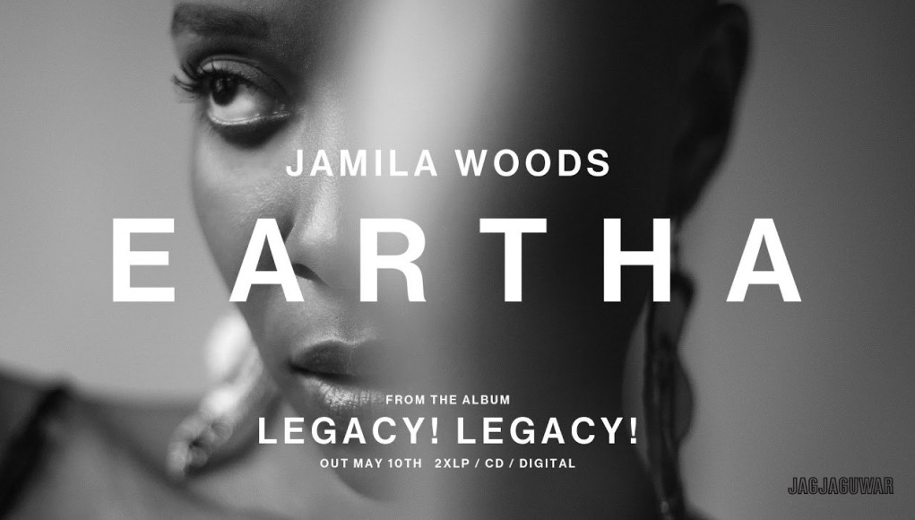 Jamila Woods – EARTHA (Official Audio)