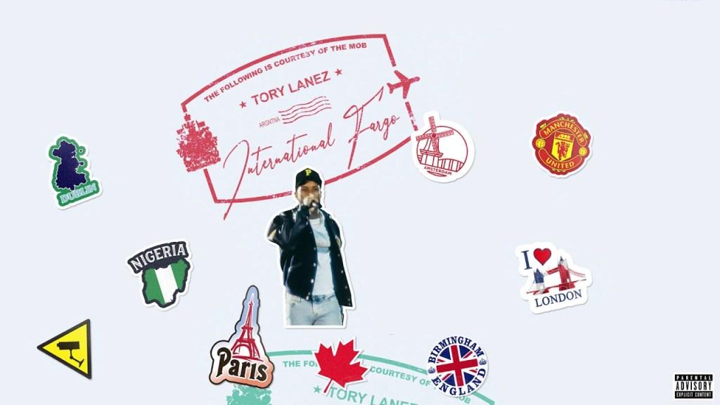 """Tory Lanez """"International Fargo"""" Melii, Davido & More Album"""