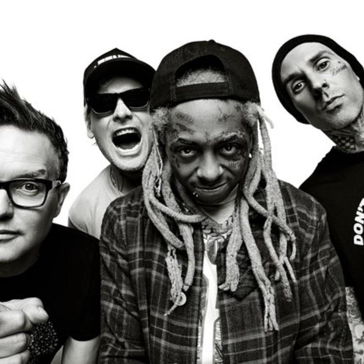 blink-182 x Lil Wayne – What's My Age Again? / A Milli (Video)