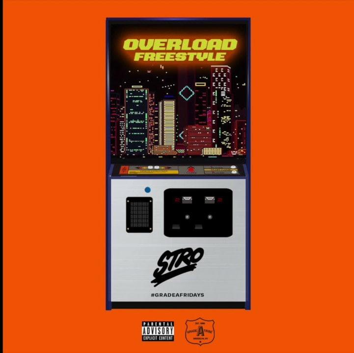STRO – Overload (Audio)