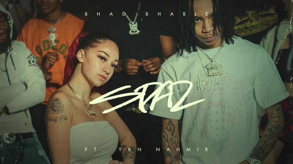 """Bhad Bhabie """"Spaz"""" ft YBN NAHMIR (Audio)"""