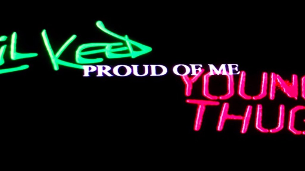 Lil Keed – Proud Of Me (ft. Young Thug) Audio]