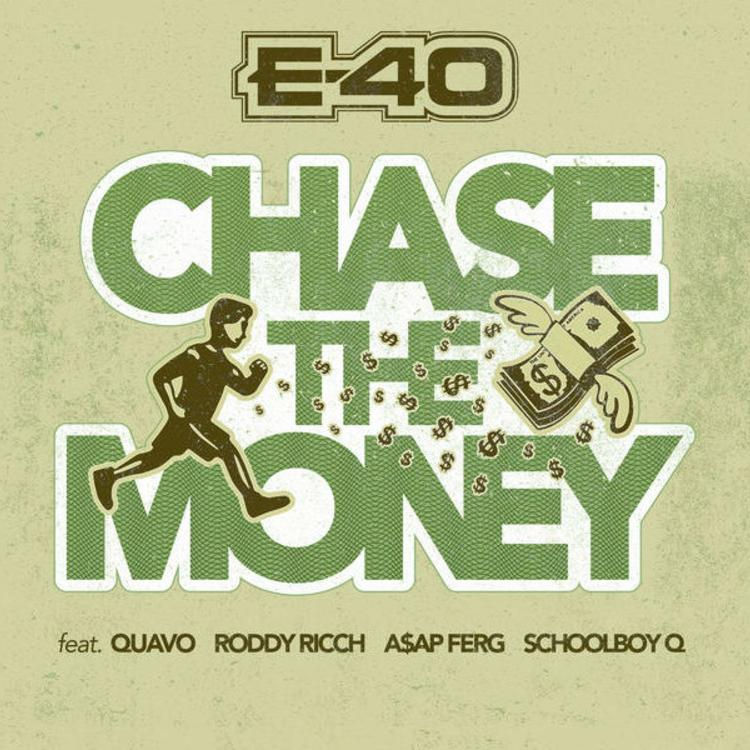 E-40 - Chase The Money mp3 download