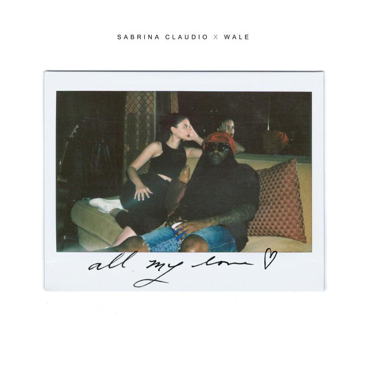 Sabrina Claudio – All My Love ft Wale (Audio)