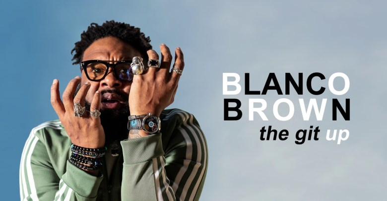 Blanco Brown - The Git Up (Audio)